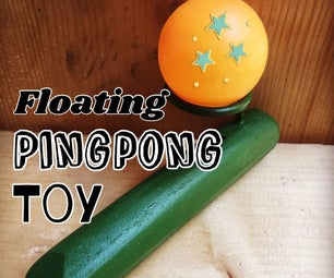 Floating Pingpong Toy