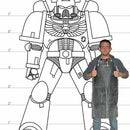 Build Lifesize Space Marine Armor in 352 Terribly Complicated Steps