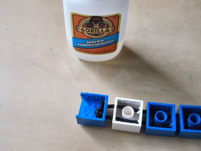 String Your Lego