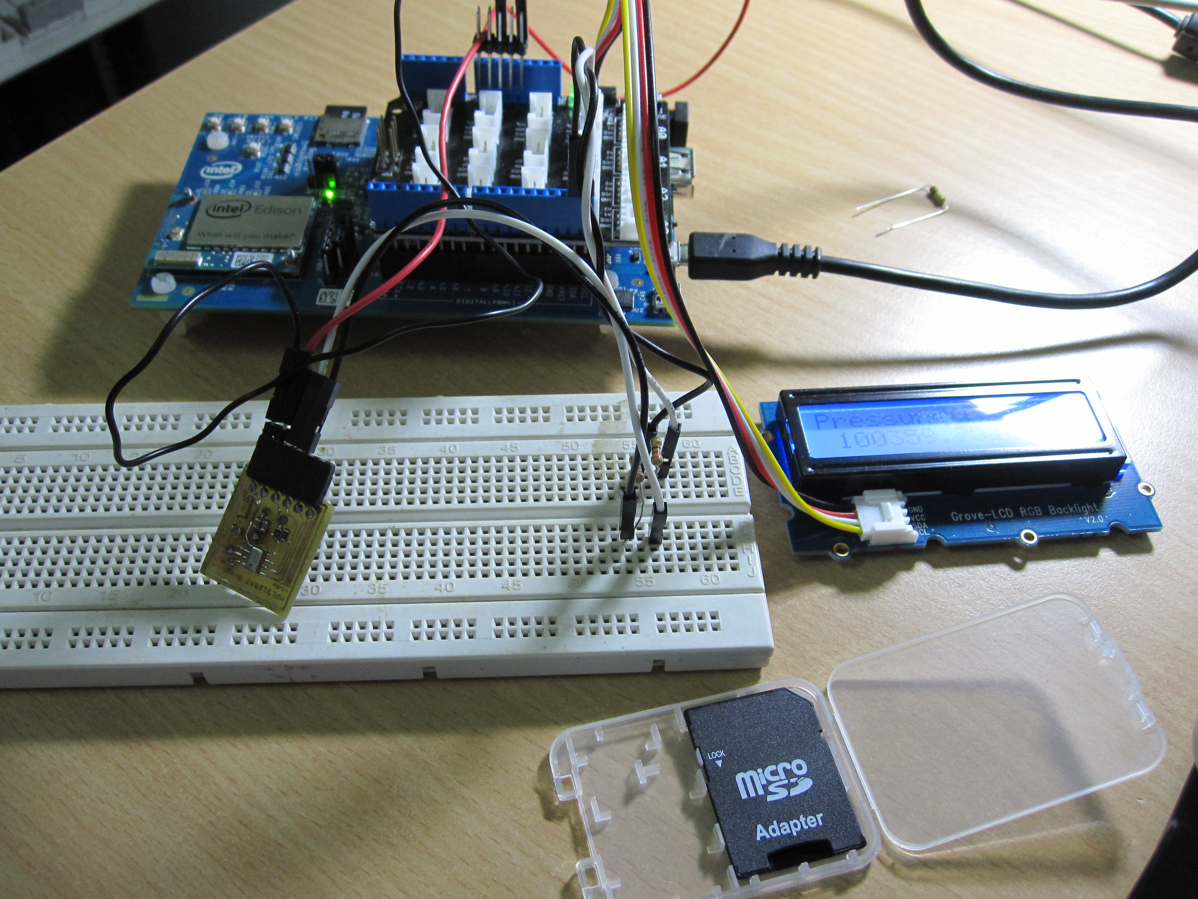 Picture of Build the Data Logging System