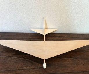 Make a Wooden Glider