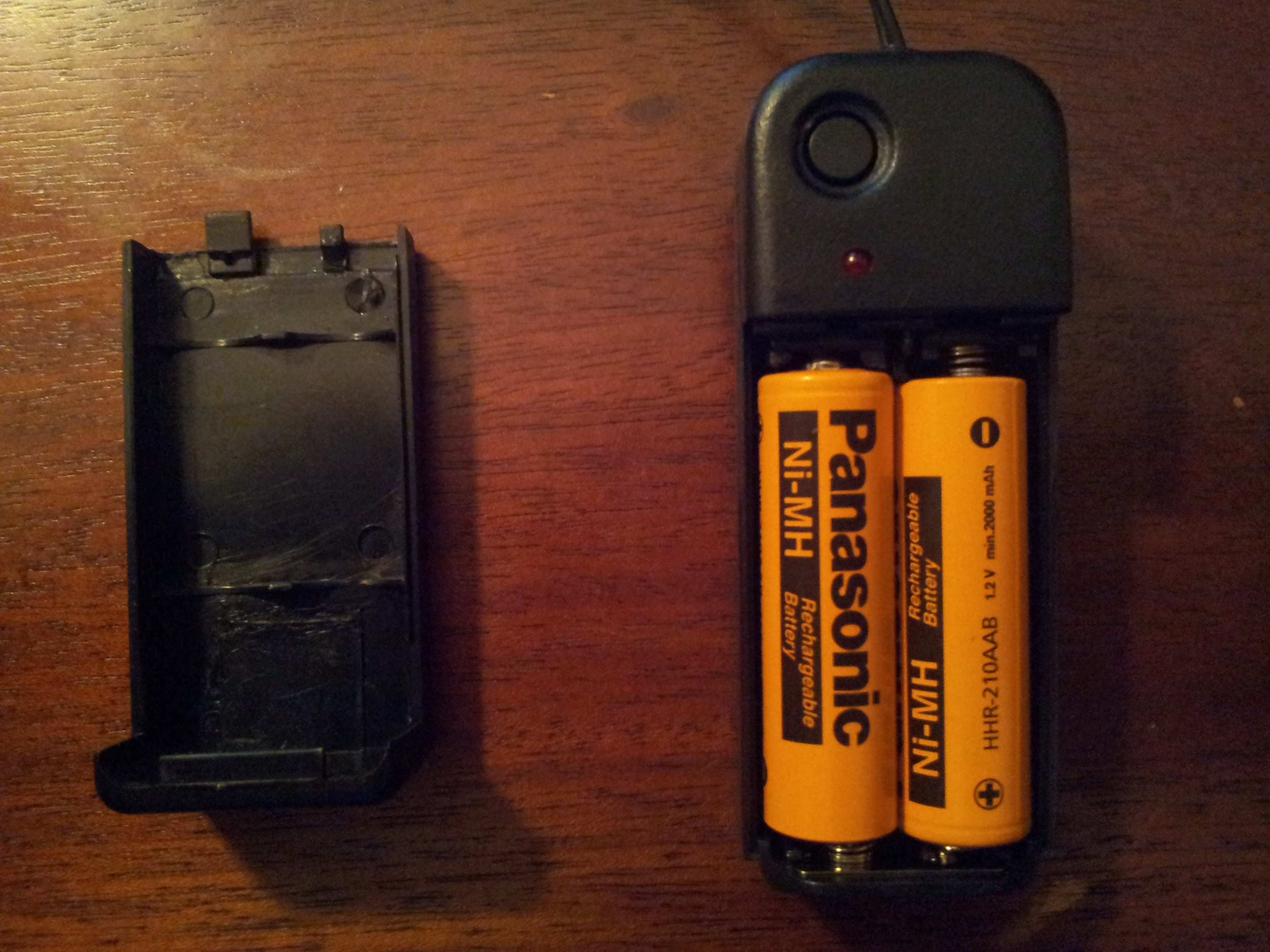 Picture of Battery Pack/Inverter