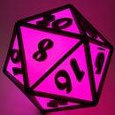 Multicolour LED Icosahedron