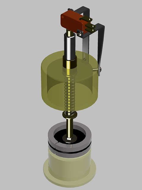 Picture of Adjustable Air Pressure Switch