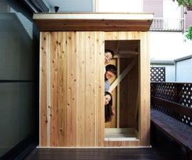 How to Build a Tiny Hut