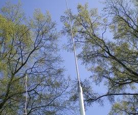 Stub Tuning a CB Big Stick Antenna for 10 Meters - Ham Radio