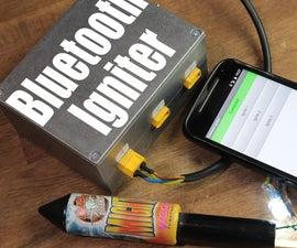 Remote Bluetooth Firework Igniter