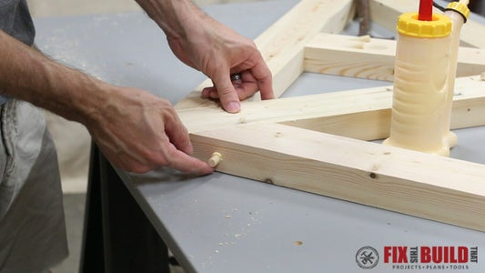 Build the Inner Truss Detail and Fill Holes