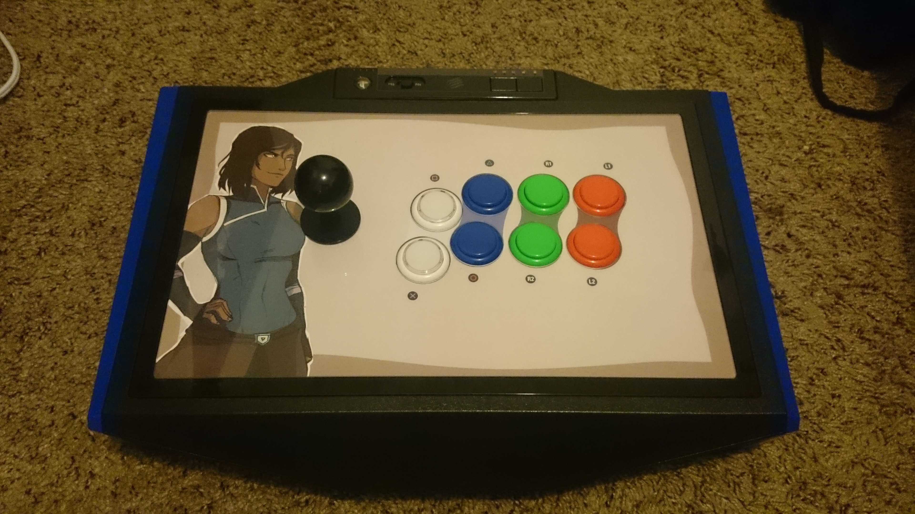 Picture of Reassembling the Arcade Stick