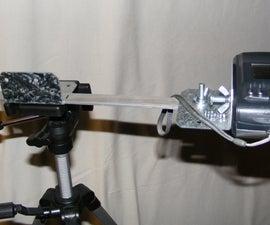 Yokozuna Ninja Booming Grip of Righteousness (Camera copy stand tripod adapter)