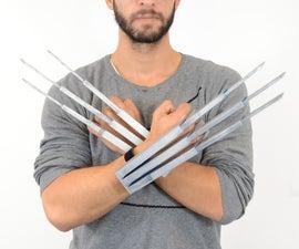 Telescopic Wolverine Claws