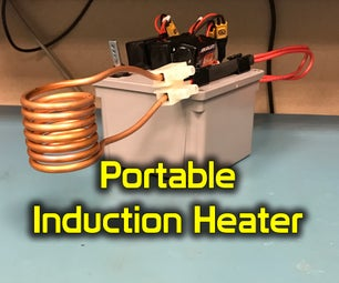 1000W Portable Induction Heater