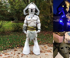 Angor Rot Trollhunters Costume Build
