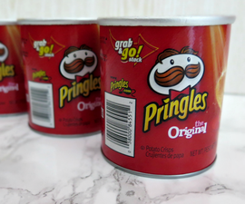 Convert Your Pringles Cans to RTTTL Audio Player