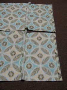 Making the Pockets and Finishing the Edges