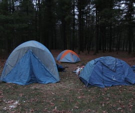 Camping for College Students on a Budget