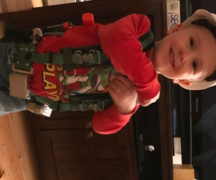 Toddler Tool Harness