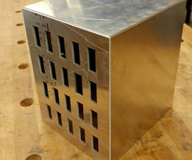 CNC: Fusion 360 to OMAX Waterjet