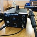 Salvaging/Repairing electronics w/ reflow station