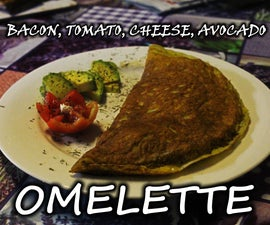 Delicious Omelette!