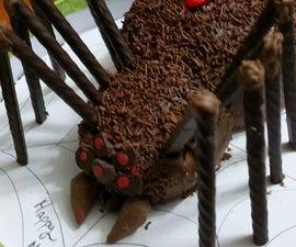 Mini Spider Cake