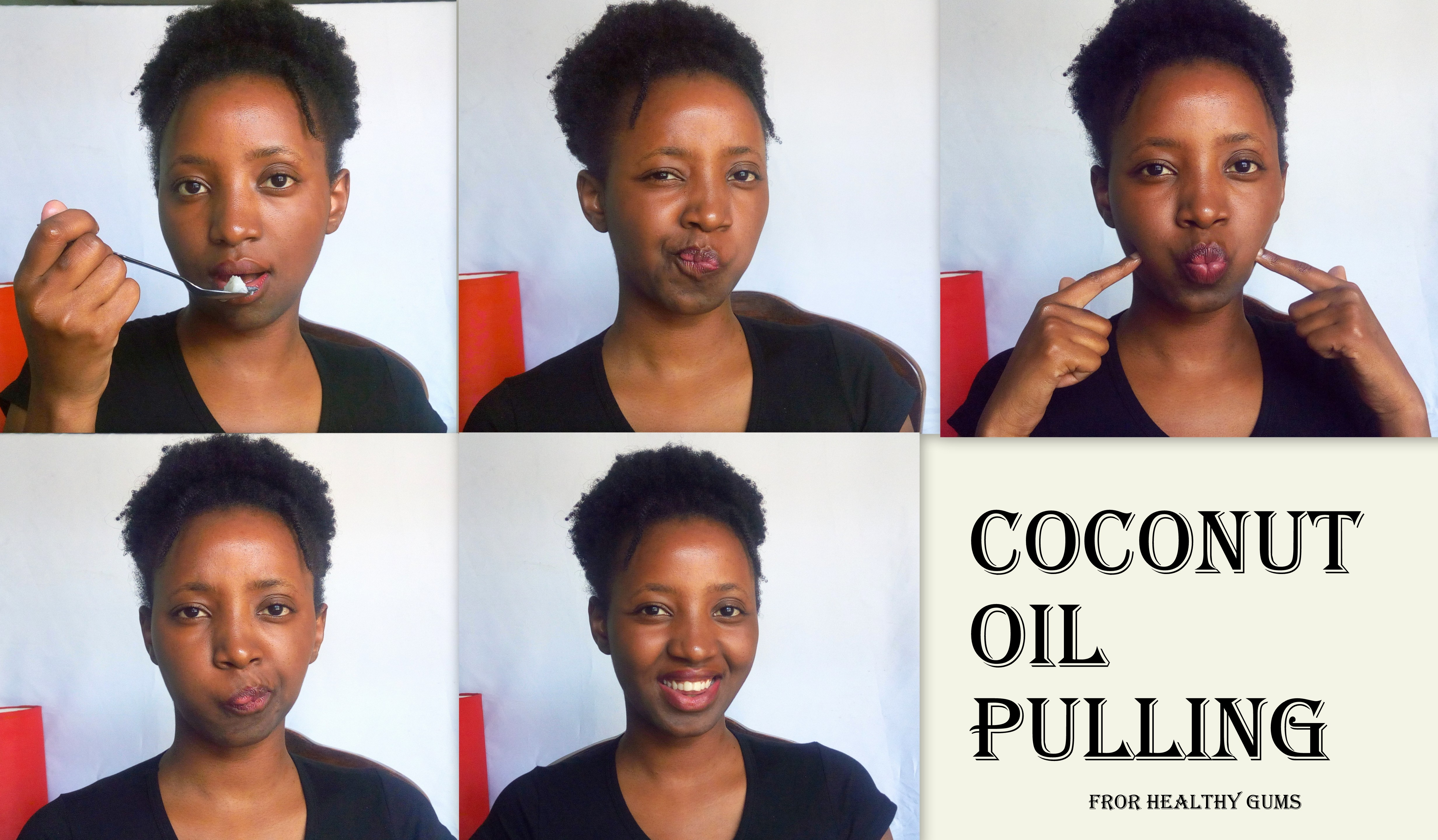 Picture of COCONUT OIL USES
