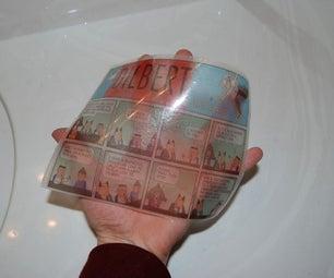 Handmade Original Transparency