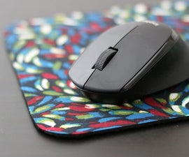 Make a Mousepad