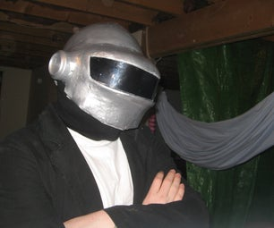 How to Make a Daft Punk Outfit!