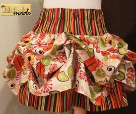 The Puffle Skirt