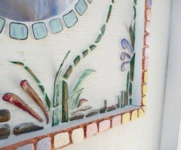 Mosaic Garden Porthole