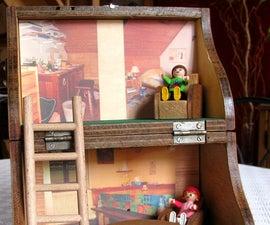 Portable Playmobil House