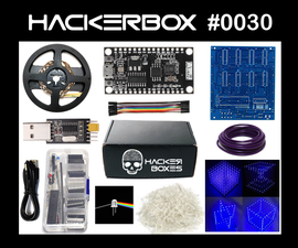 HackerBox 0030: Lightforms