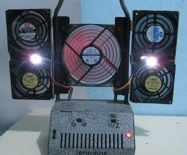 Emergency Fan Power Unit (EFPU)
