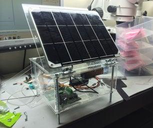 Portable Solar Power Station