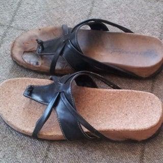 Sandals Insoles Restoration