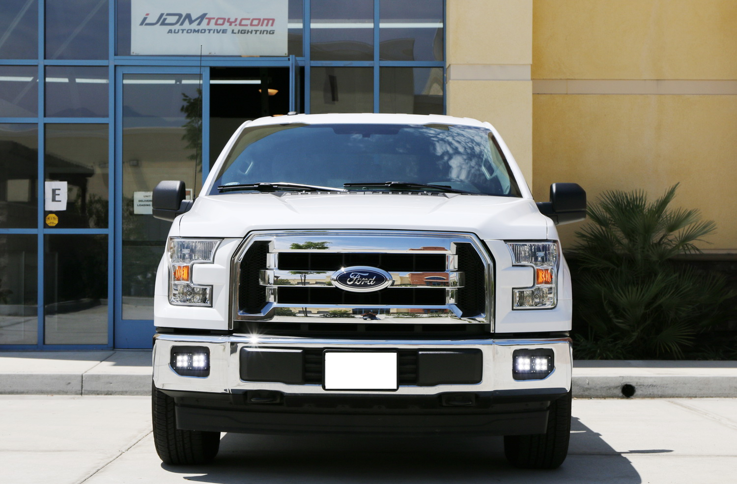 Picture of Install Ford F-150 80W High Power CREE LED Foglamp