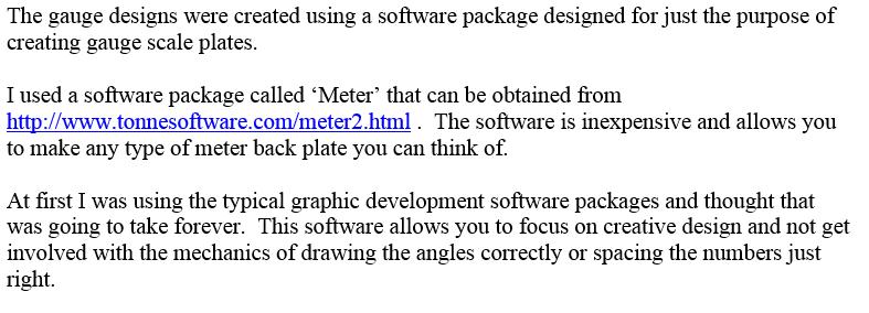 Decals Design