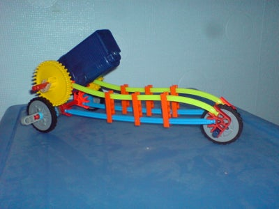 Knex Mini Racer