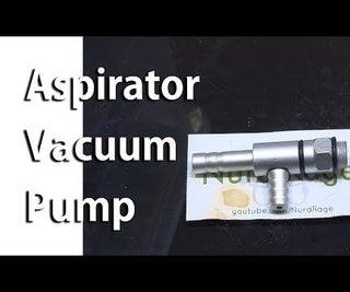 $50 Vacuum Pump That Can Boil Water at Room Temperature