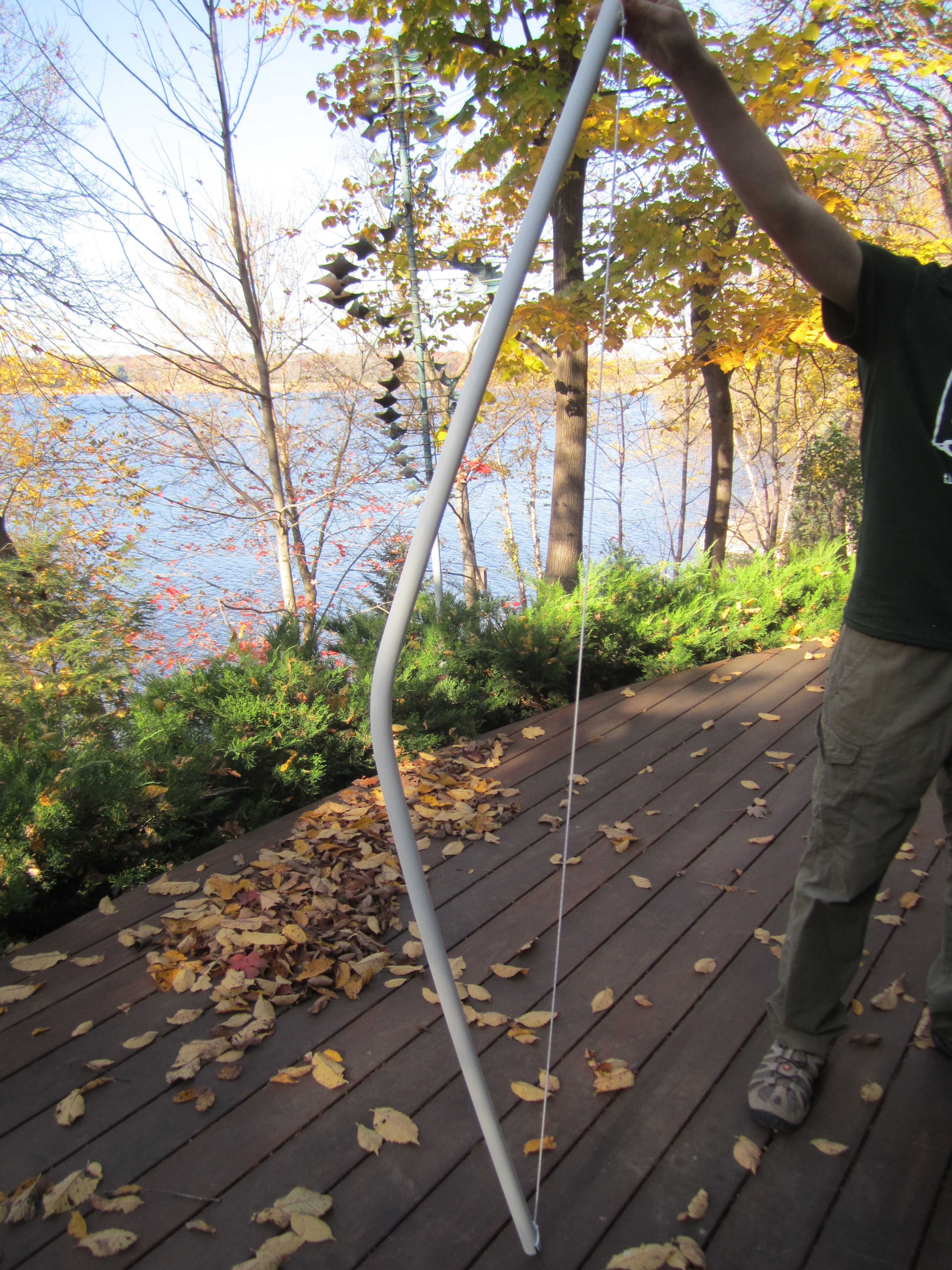 Picture of PVC Longbow