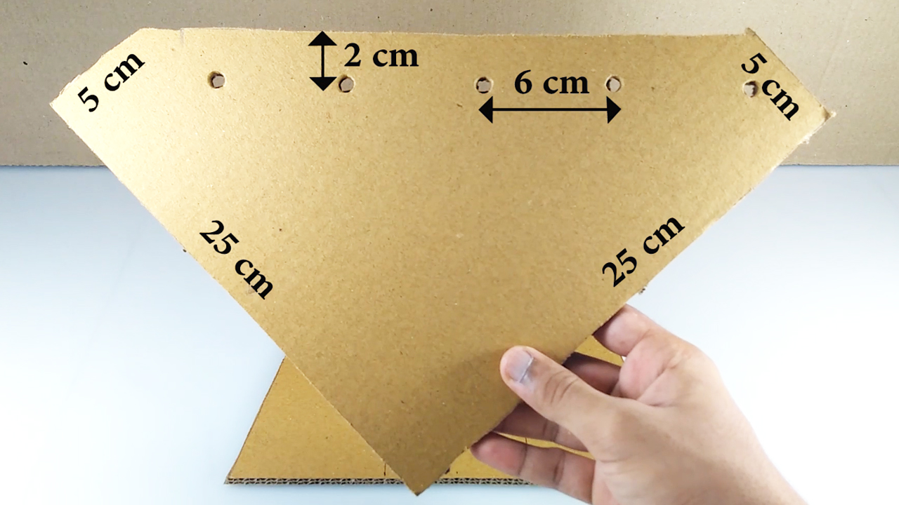 Picture of Now Make Inclination Stand of Required Dimensions ( 2 Pieces )