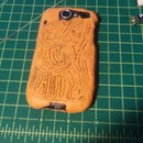 Make a cheap phone case more slip-resistant with sugru