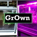 GrOwn - A Solar Powered Arduino Garden