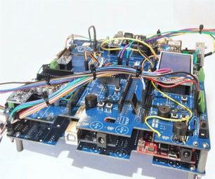 Autonomous Agri-Robot Control System