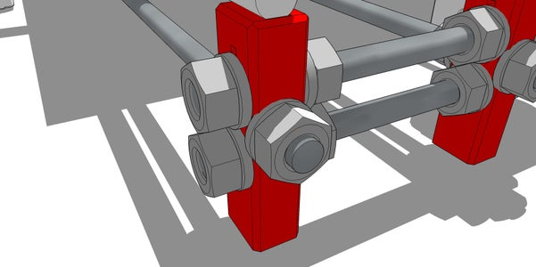 The Y Axis Guide and Transmission System