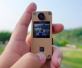 Arduino Selfie Camera