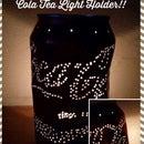 Coca Cola Tea Light Holder