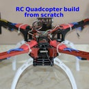 RC Long Range Quadcopter Build: From Scratch
