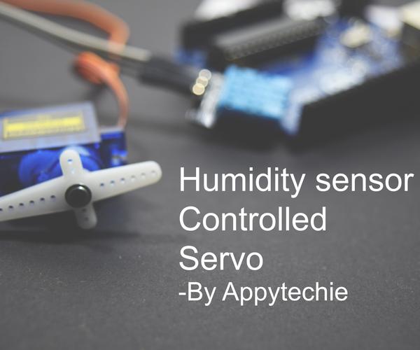 Humidity + Servo + Arduino